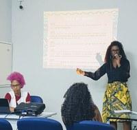 Advogadas palestram sobre racismo na Escola do Legislativo
