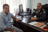 Alexon participa ativamente de reuniões com comunidade