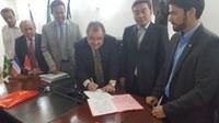 Cachoeiro assina Acordo com cidade chinesa