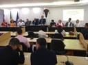Câmara  recebe Comissão de Assistência Social da Assembleia