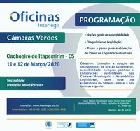 Câmaras Verdes: Escola do Legislativo promove oficina em parceria com Interlegis/ Senado