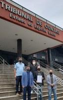 Comissão do IPTU entrega ao MP e TCE relatório sobre possíveis irregularidades
