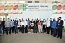 Educação: Vereadores participam de solenidade com Ministro