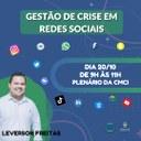 Escola do Legislativo oferece curso de Gestão de Crise em Redes Sociais