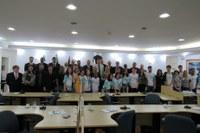 Escola Viva: Câmara recebe alunos, professores e secretários