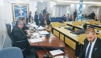 Estrutura administrativa aprovada com 21 emendas