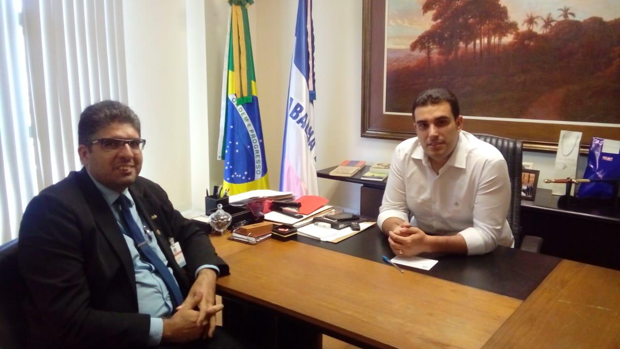 Segurança: Alexon articula nova delegacia e conselhos interativos em Cachoeiro