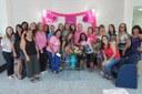 Servidoras comemoram Dia da Mulher