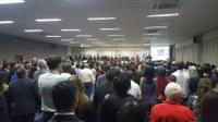 Sessão Solene reúne  comunidade e autoridades