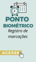 ponto biométrico marcação